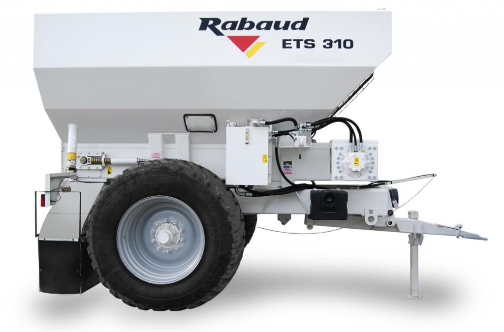 Binding agent Spreader trailed or carried : ETS 310 / 316 / 319